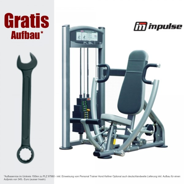IT9301 Chest press 91 kg - inkl. Aufbau