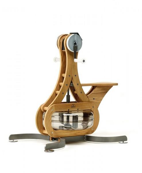 WaterGrinder - Eiche - Handergometer - Holz Oberkörpertrainer