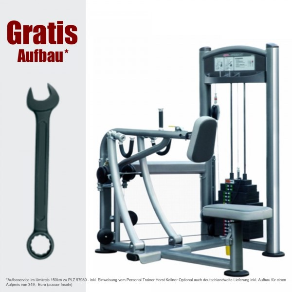 Rudermaschine inkl. Aufbau. IT9319 VERTICAL ROW
