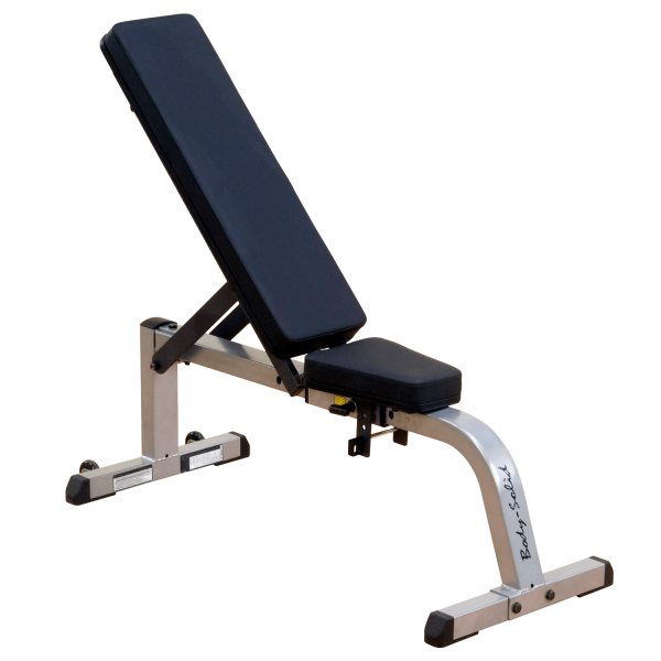 Heavy Duty Flat Incline Bench GFI21 - Flachbank