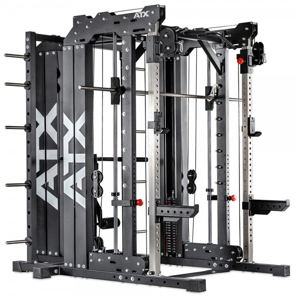 Smith Cable Rack 760 - Komplettset - Stack Weight - Fitness Kabelzug Turm