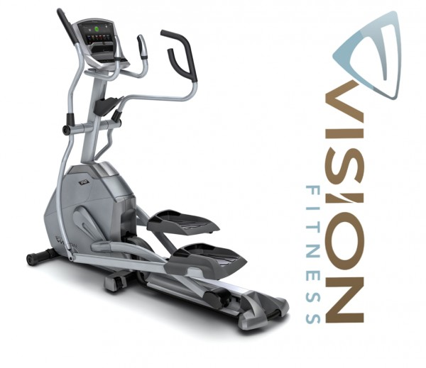 XF40i Touch Crosstrainer- Elliptical Trainer
