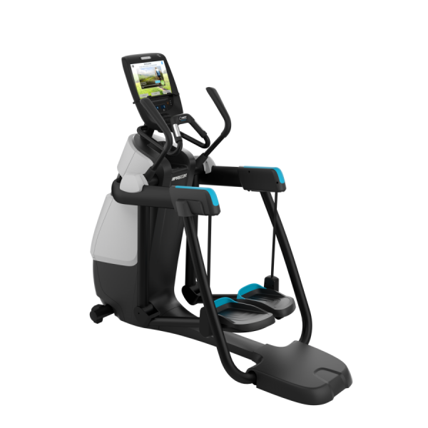 AMT 885 (schwarz) Adaptive Trainer ® Elliptical Crosstrainer, Stepper. P82 Konsole
