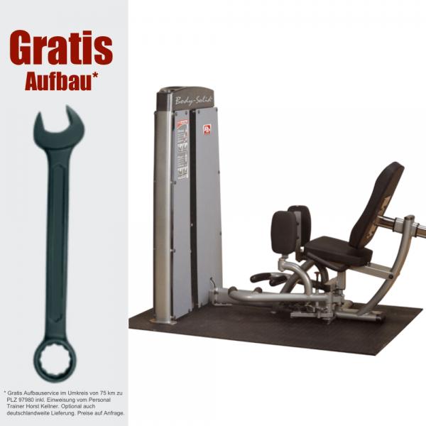 Pro Dual Ad- und Abduktorenmaschine DIOT-SF