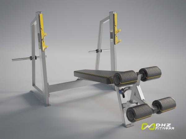 EVOST II - Olympic Decline Bench-