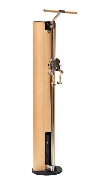 SlimBeam - Esche Seilzug. Kabelzugturm aus Holz