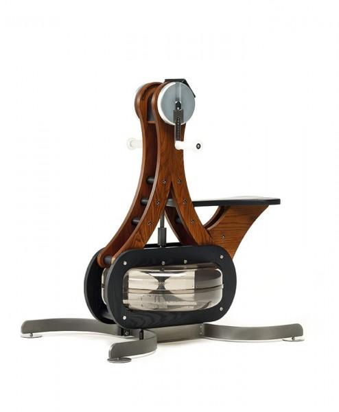 WaterGrinder - Club - Handergometer - Holz Oberkörpertrainer