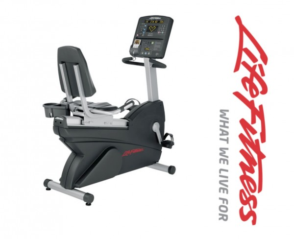 Aussteller - Club Series Lifecycle CSLR - Liegeergometer - semiprofessionell