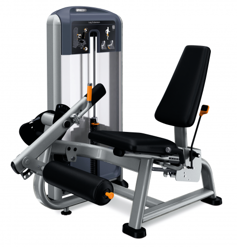 Studio Beinstrecker. Precor Profi Beinmaschine. DSL0605