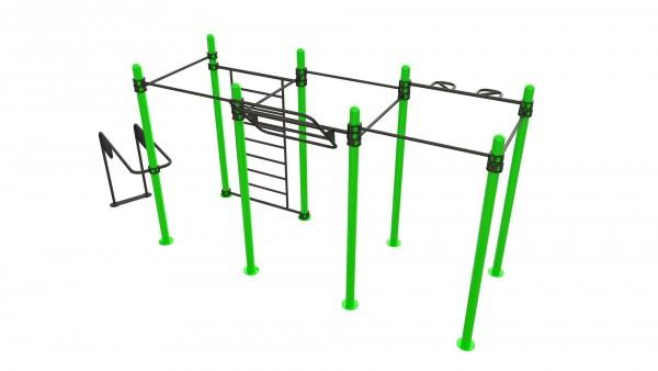 Outdoor Functional Calisthenics - Eigengewicht-Trainingsstation - Fitnesspark für draußen