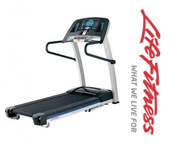 F1 Smart Laufband. Klappbar für den Heimbereich. Aktuelles Modell von Life Fitness