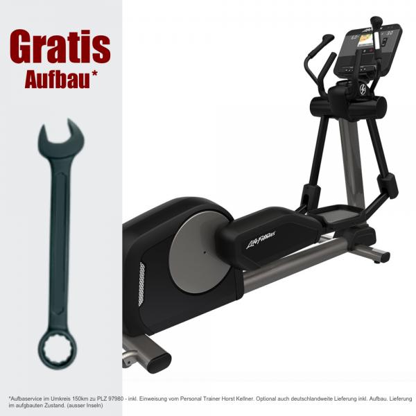 Club Series + Crosstrainer Elliptical Trainer - Aktuelles Modell