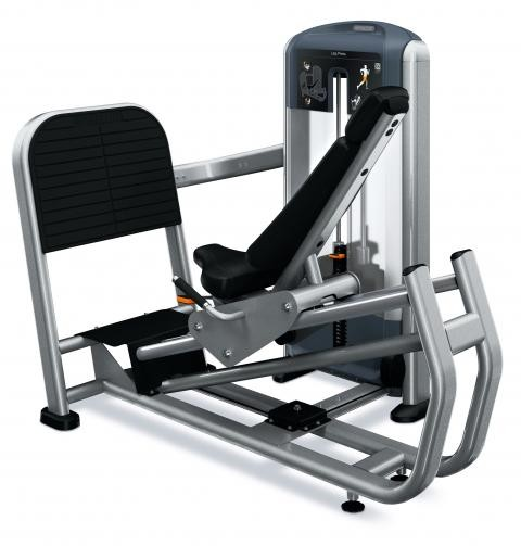 Profi Beinpresse. Precor Studio Beintrainer DSL0602
