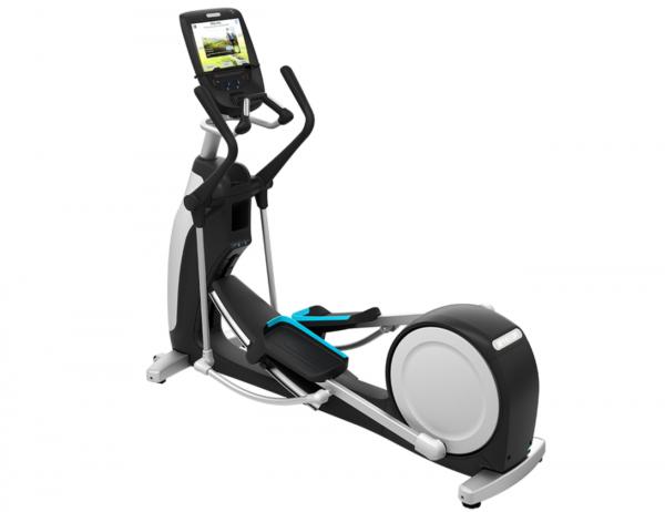Elliptical Fitness Crosstrainer EFX 885. Aktuelles Precor Modell. Gratis Montage