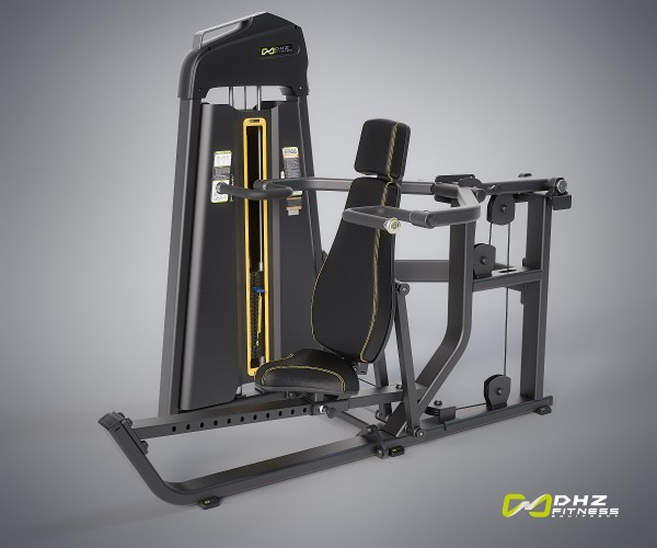 EVOST DUAL Function - Chest / Shoulder press- Bankdrücken Schulterpresse DHZ Fitness