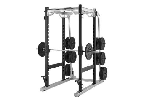 Power Rack. Precor Multipresse, Rack DBR0610
