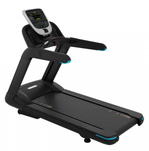 Profi Laufband TRM 835 (black pearl) - Precor Treadmill. Studiomodell