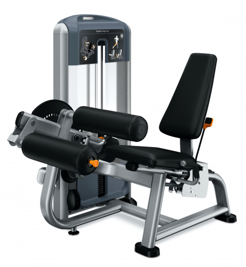 Studio Beinbeuger. Precor Profi Einzelstation. DSL0619