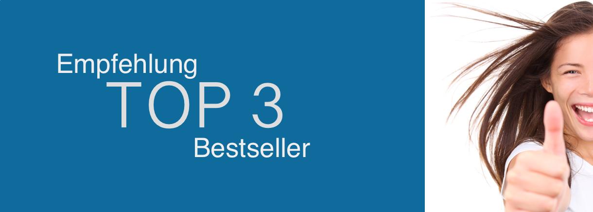 top-3-Bestseller-Empfehlung