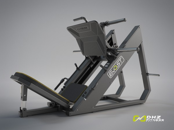 EVOST II - Angled Leg Press-